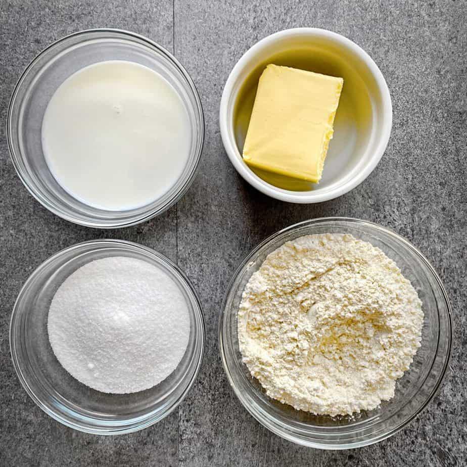 pancake mix cobbler topping ingredients